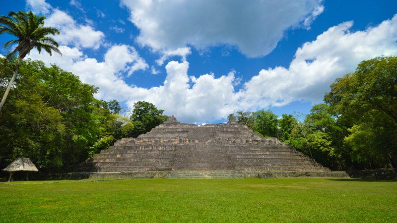 Ca'ana Pyramid, Belize