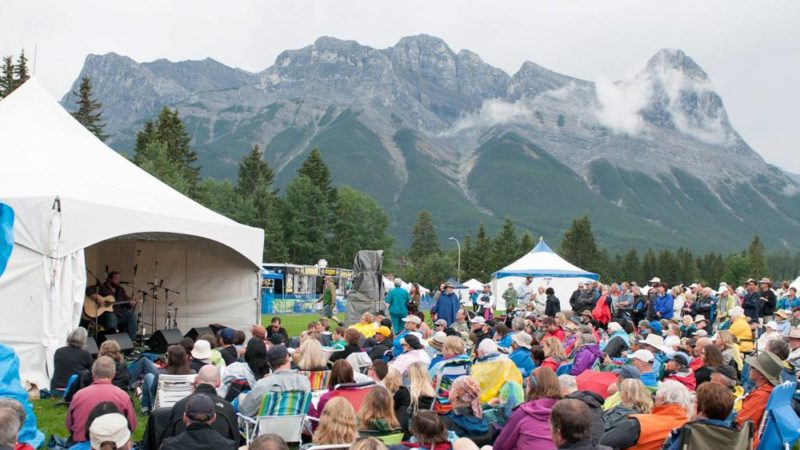 Photo by: Canmore Folk Music Festival