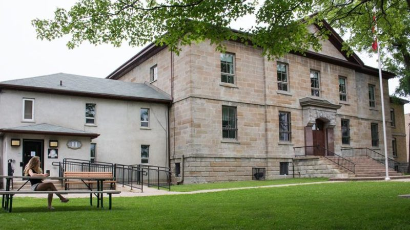 Photo by: Historic Cornwall Jail / Don Smith