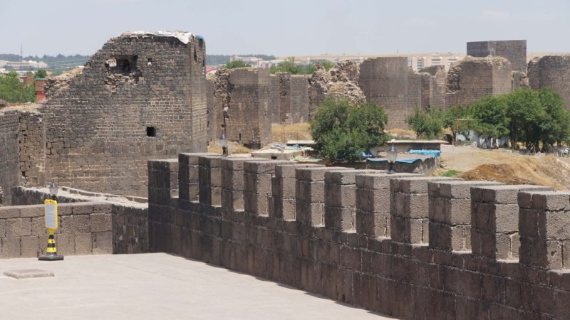 Diyarbakir Fortress Turkey