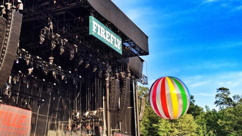 Photo by: Firefly Music Festival