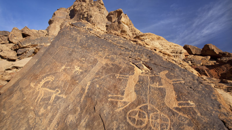 Photo by: saudi-archaeology