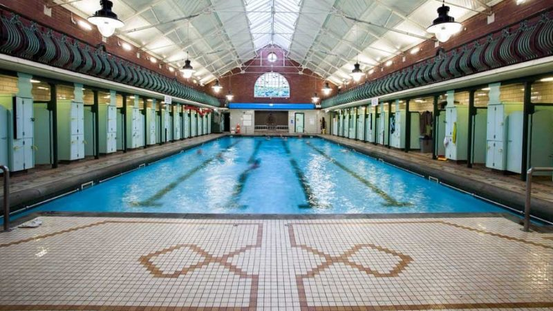 Photo by: Bramley Baths