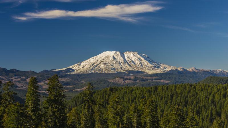 Mount St Helens, US
