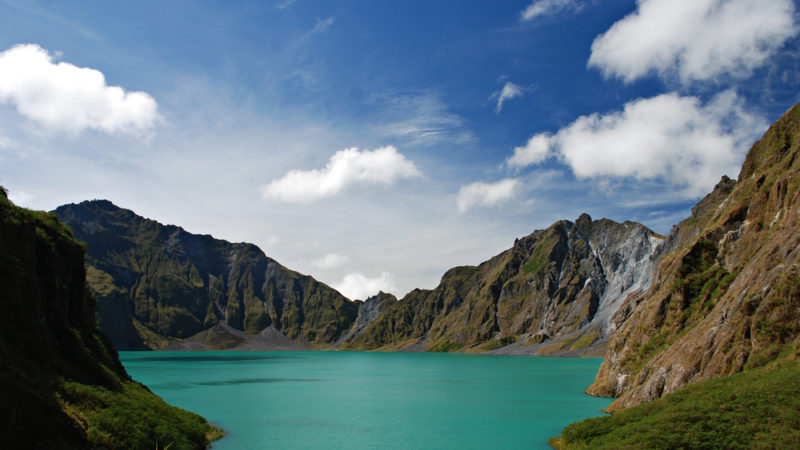 Pinatubo, Philliphines