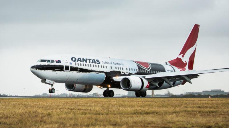 Photo by: Qantas