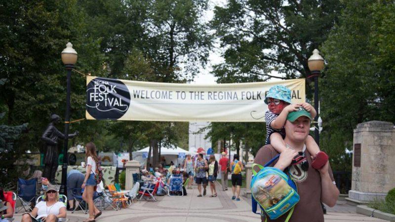 Photo by: Regina Folk Festival