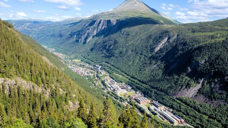 Rjukan-Notodden Norway