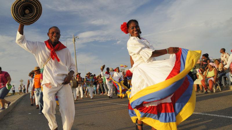 Salsa Dance, Colombia
