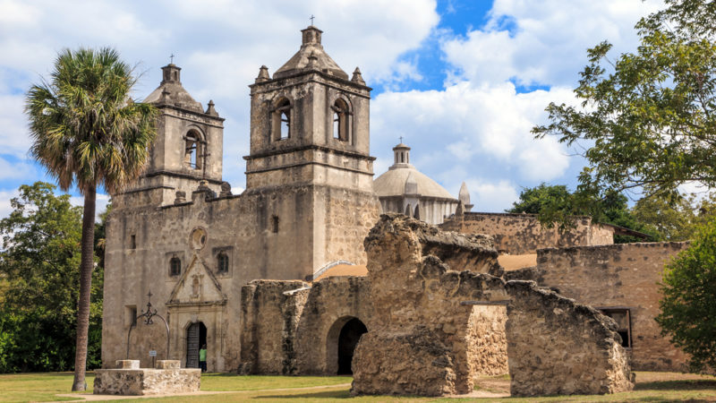 San Antonio Missions Conception
