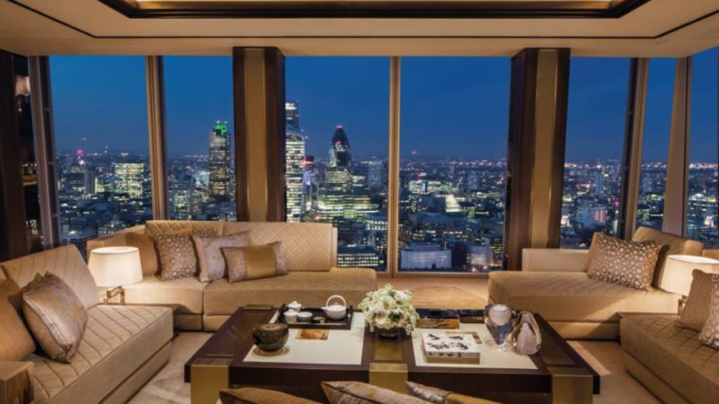 Photo by: Shangri-La Hotel, At The Shard, London