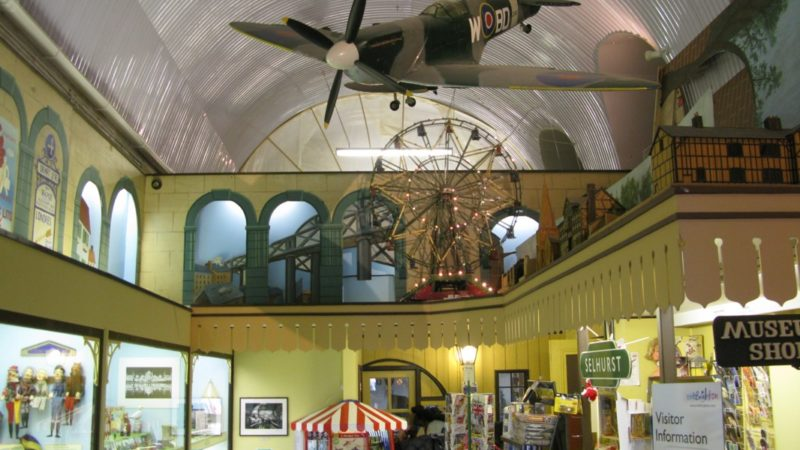 Photo by: Brighton Toy and Model Museum