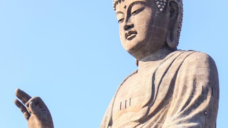 Ushiku Daibutsu, Japan