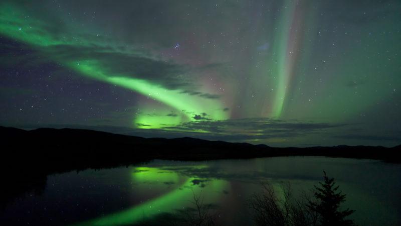 Yukon, Northern Lights