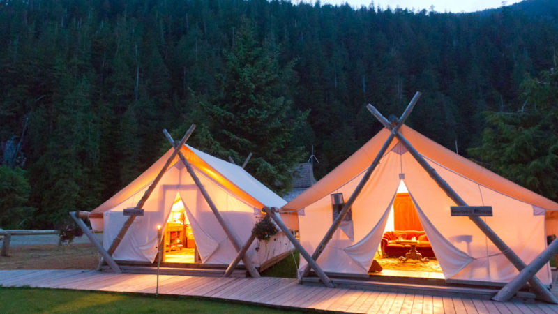 Photo by: Clayoquot Wilderness Resort