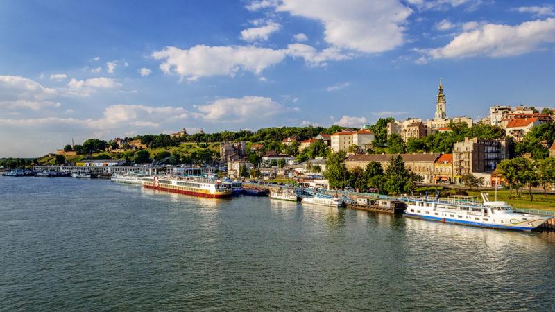 Belegrade River