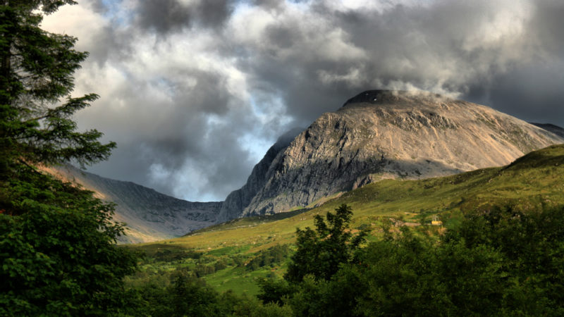 Ben Devis, Scotland