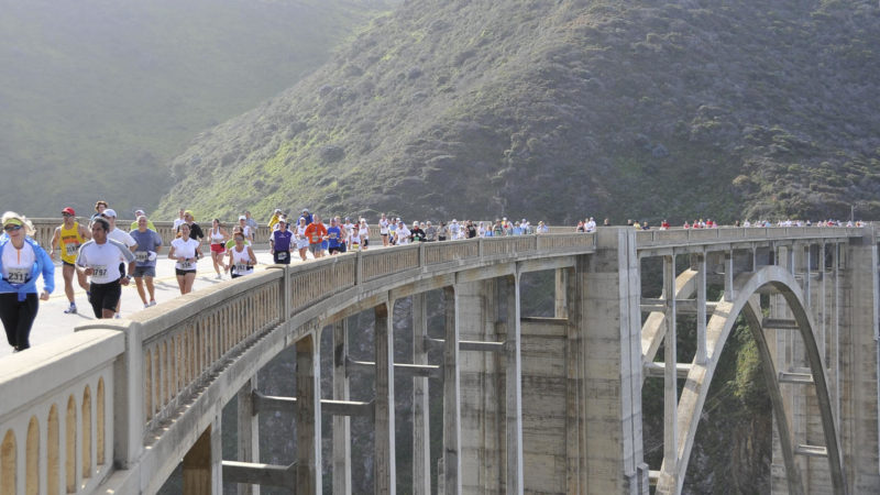 Photo by: Big Sur International Marathon