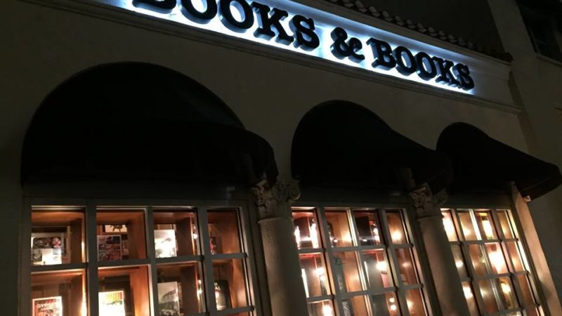 Photo by:  Books & Books