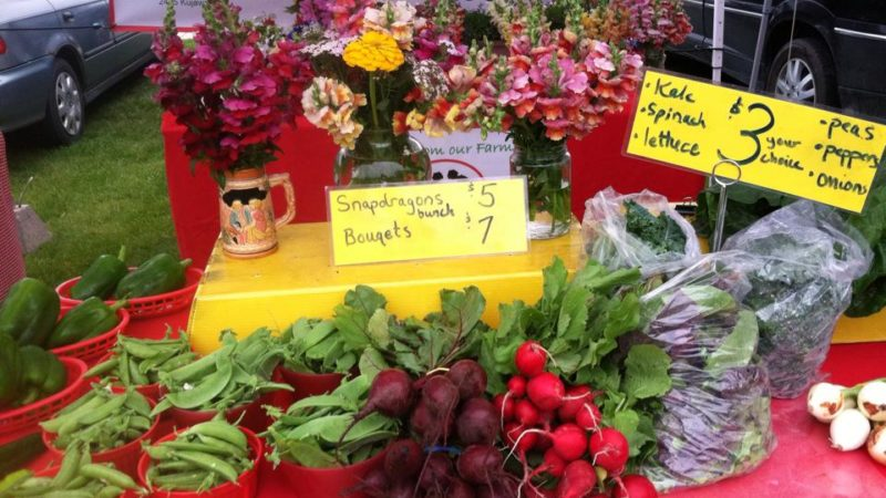 Photo by: Boyne City Farmers Market