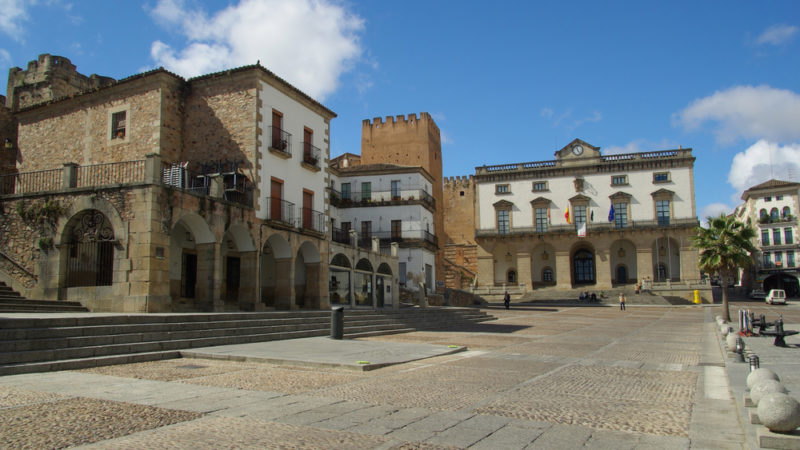 Cáceres, Spain