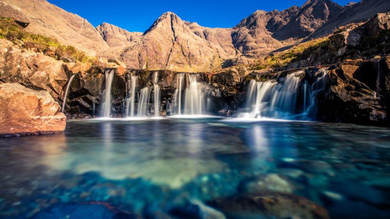 Fairy Pool Isle of Skye