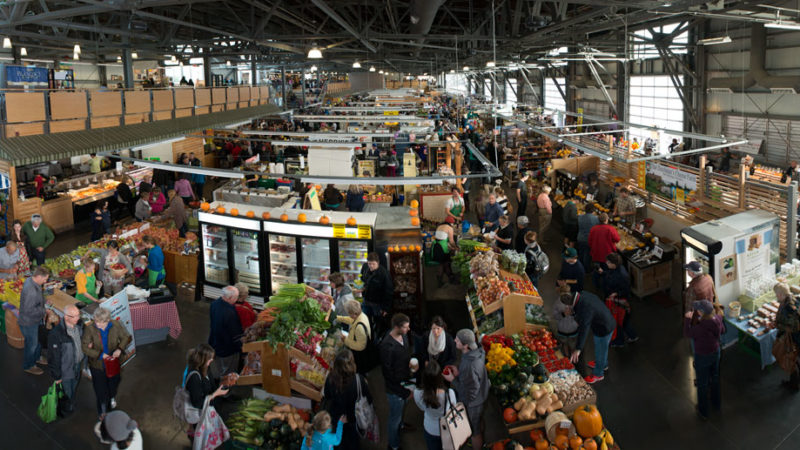 Photo by: Halifax Seaport Farmers' Market