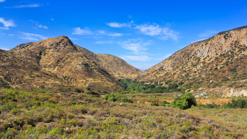 Mission Trails Regional Park, San Diego