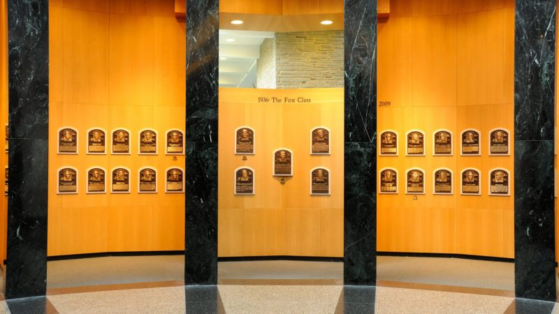 Photo by: National Baseball Hall of Fame and Museum