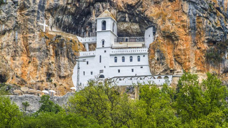 Ostrog Monastery, Montengro