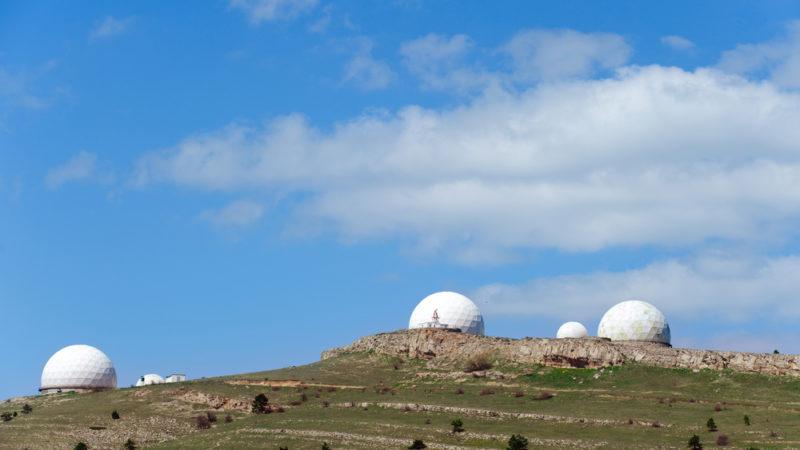 Palomar Observatory, SD