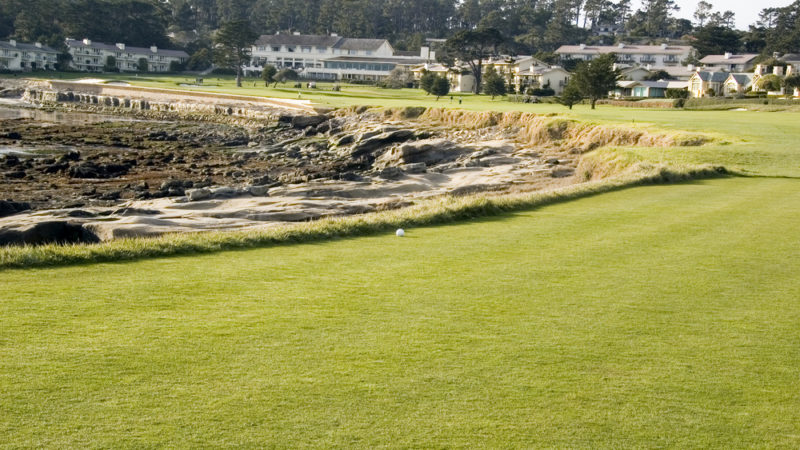 Pebble Beach Golf Resort, CA