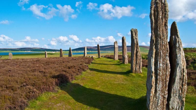 Ring of Brodgar, Scotland