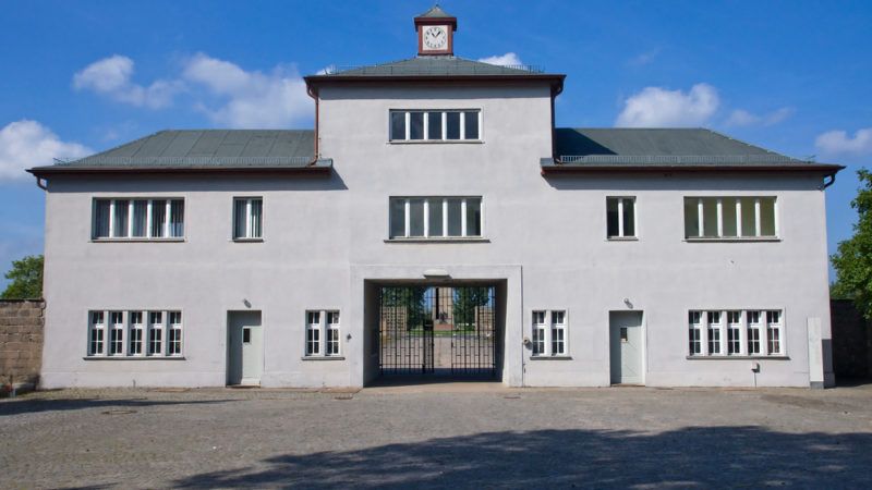 Sachenhausen Concentration Camp, Germany
