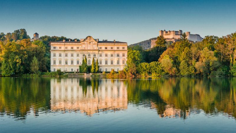 Schloss Leopoldskron, Austria