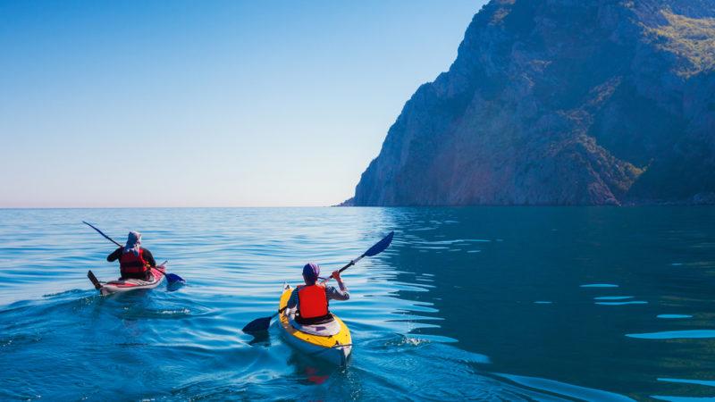 Sea Kayak Hawaii