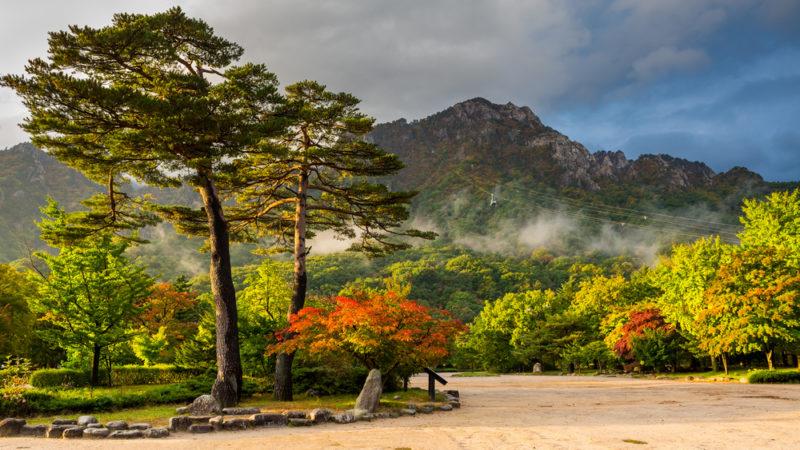 Seoraksan National Park, South Korea