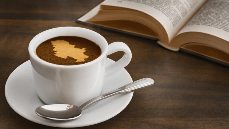 Serbian Coffee