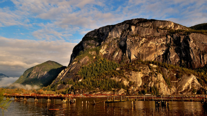 Stawamus Chief Mountain