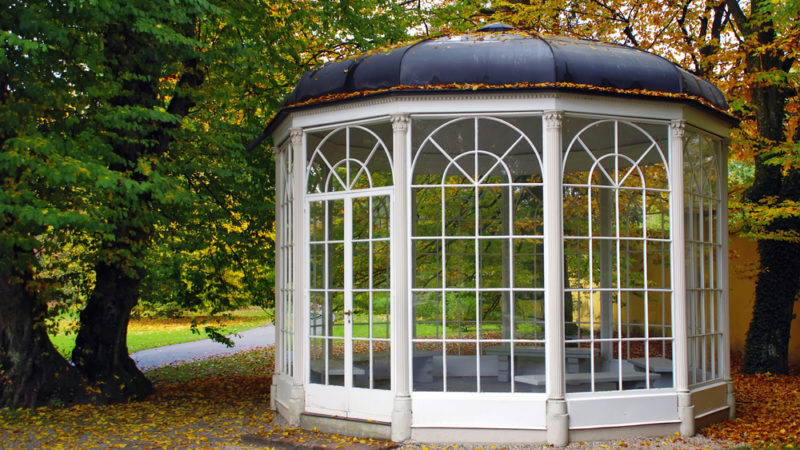 The Sound of Music Pavilion, Austria