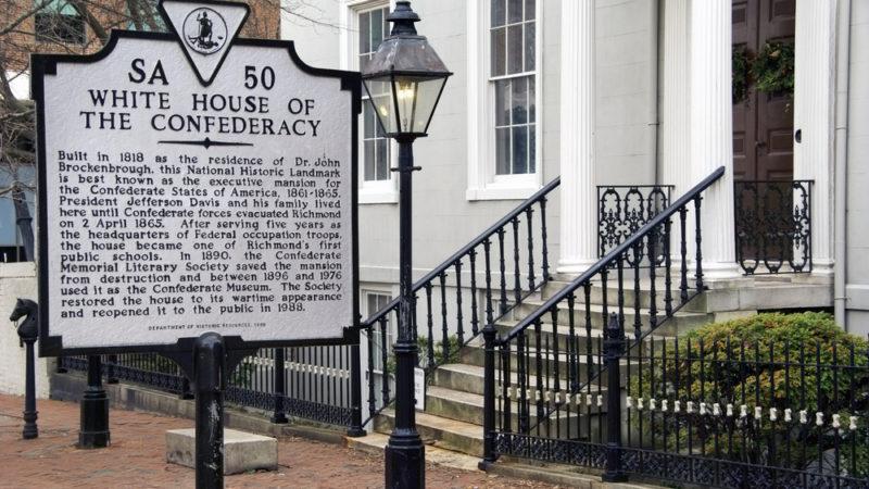 White House of Confederacy, Virigina