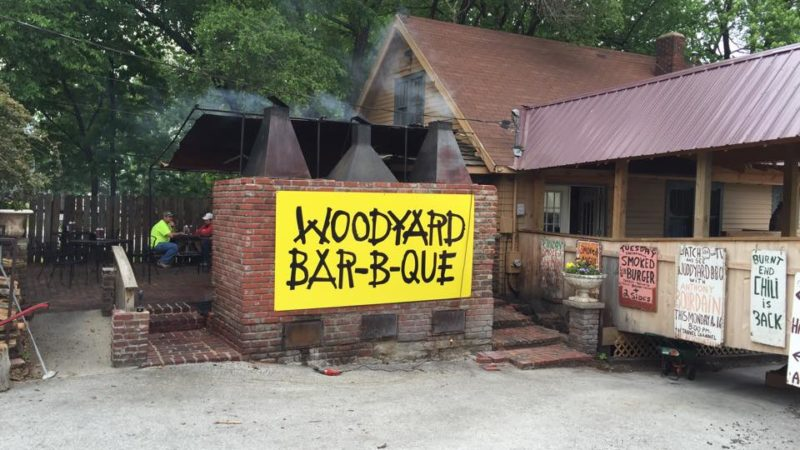 Photo by: Woodyard Bar-B-Q