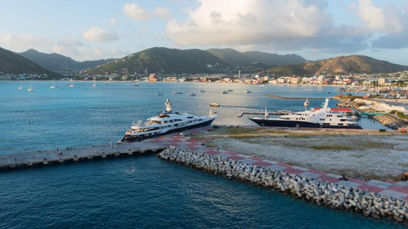 Yachts St. Martin