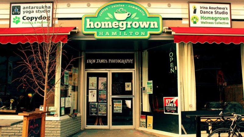 Photo by: Google+/Homegrown Hamilton