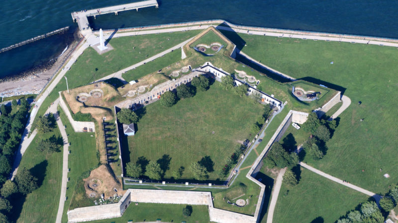 Fort Independence Massachusetts
