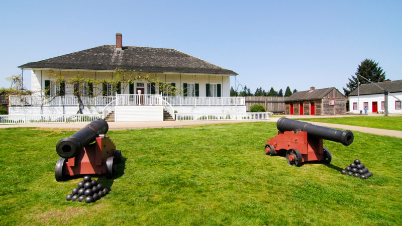 Fort Vancouver Washington