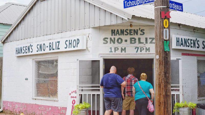 Photo by: Hansen's Sno-Blitz