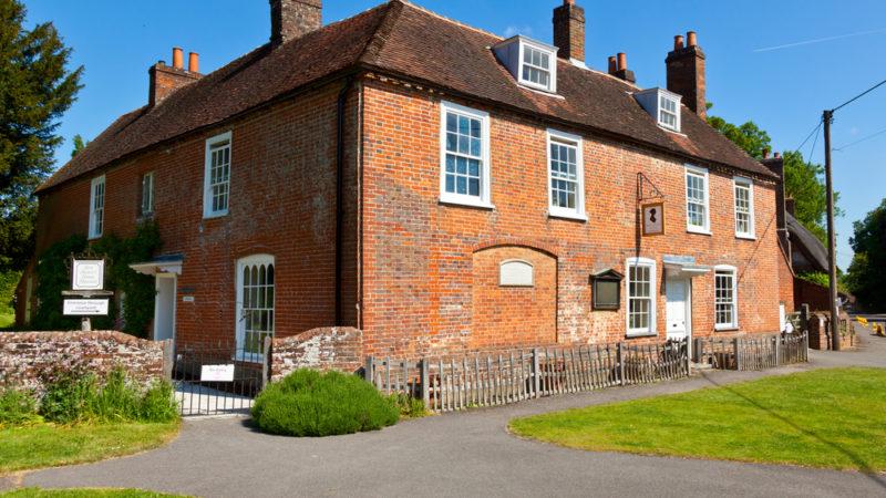Jane Austen, England