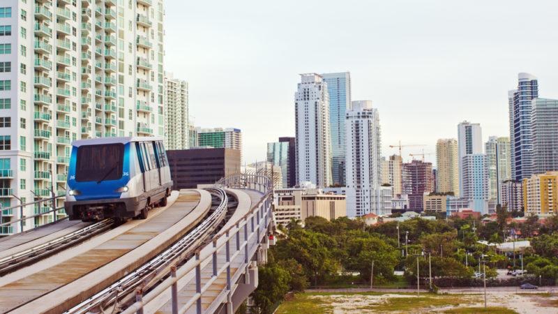 Metromover, Miami