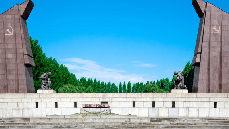 Soviet War Memorial -Berlin